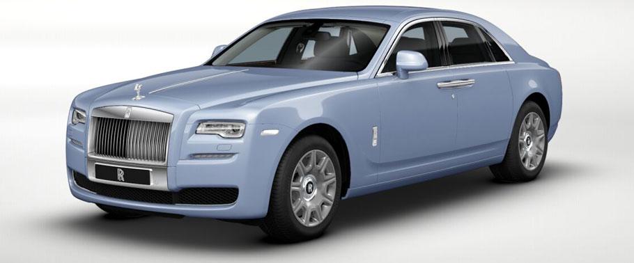 Rolls-Royce Ghost Extended Wheelbase Image