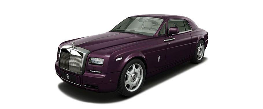 Rolls-Royce Phantom EWB Image