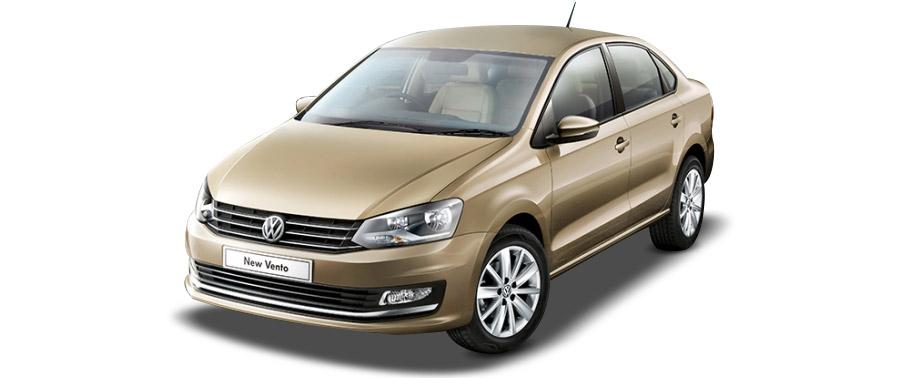 Volkswagen Vento Diesel Style Image