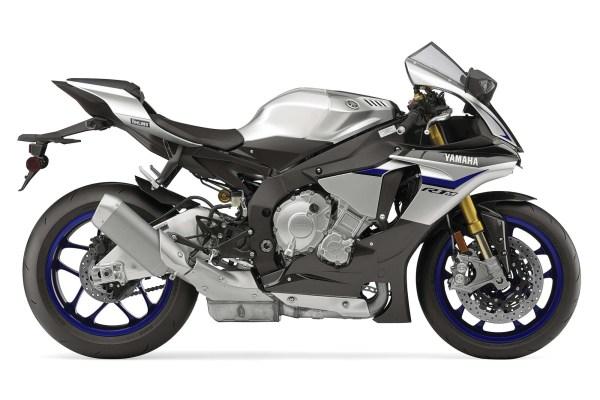 Yamaha YZF R1M Image