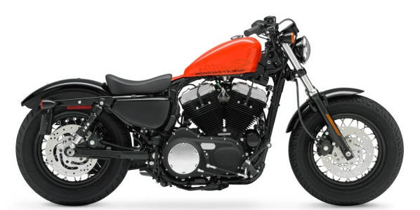 Harley Davidson sportster XL 883L Image