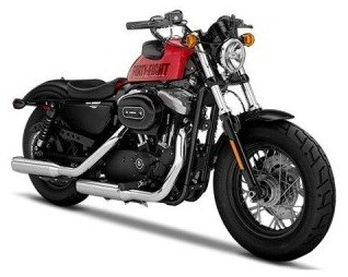Harley Davidson Forty Eight 1200 Image