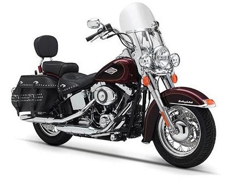 Harley Davidson Heritage Softail Classic Image