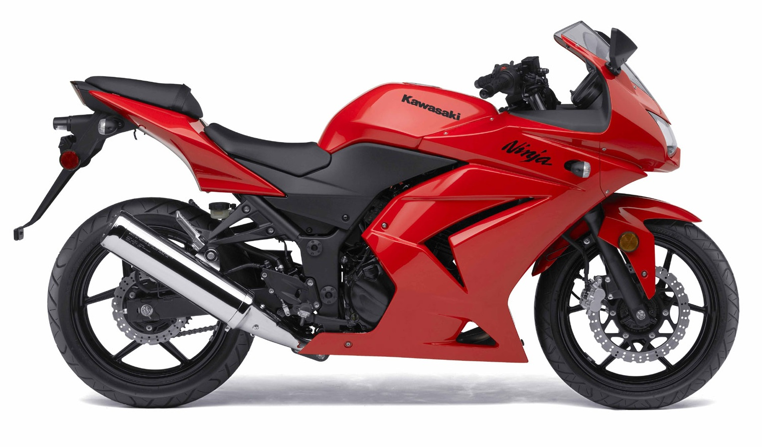 Kawasaki Ninja 150 RR Image