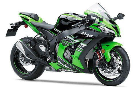 Kawasaki Ninja ZX 10R Image