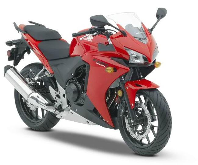 Honda CBR 500R Image