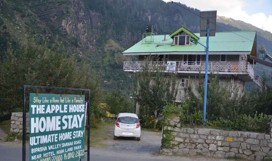 Apple House - Manali Image