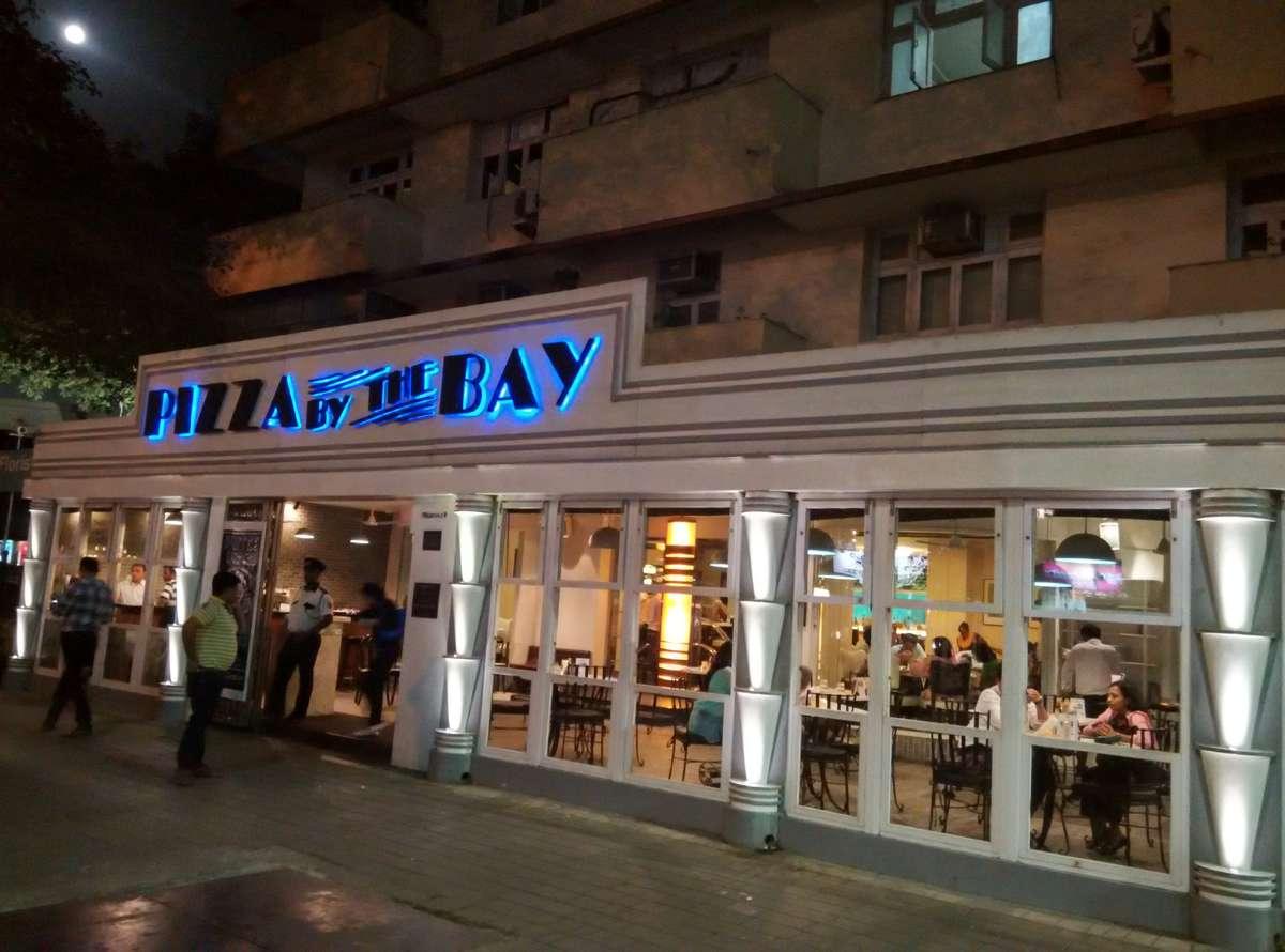 Pizza By The Bay - Churchgate - Mumbai Image