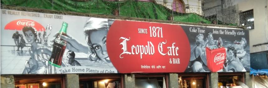 Leopold Cafe & Bar - Colaba - Mumbai Image