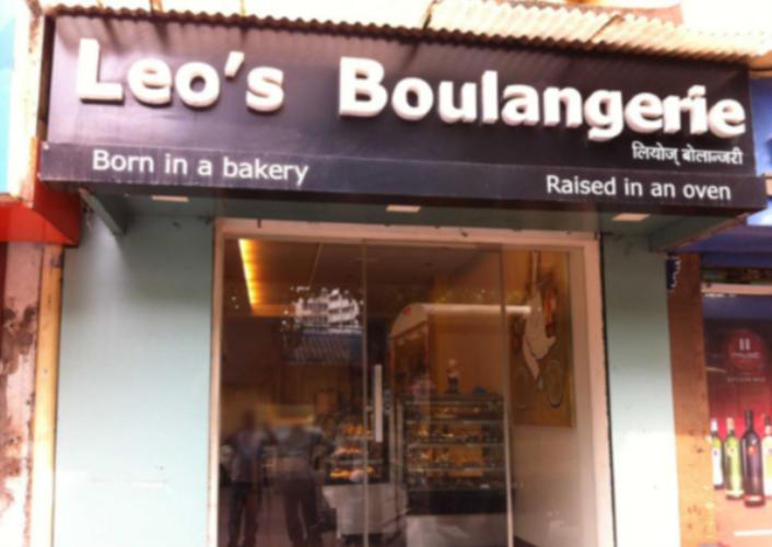 Leo's Boulangerie - Colaba - Mumbai Image
