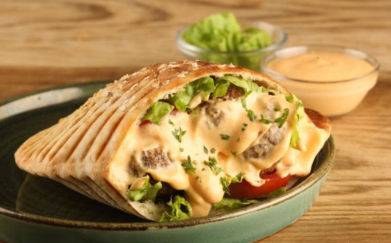 Falafel's Veg Hummus House - Tardeo - Mumbai Image
