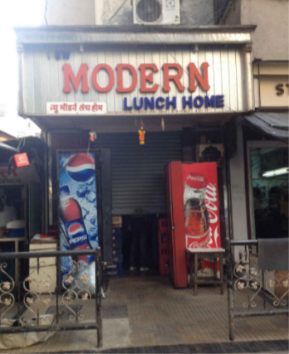 New Modern Lunch Home - Tardeo - Mumbai Image