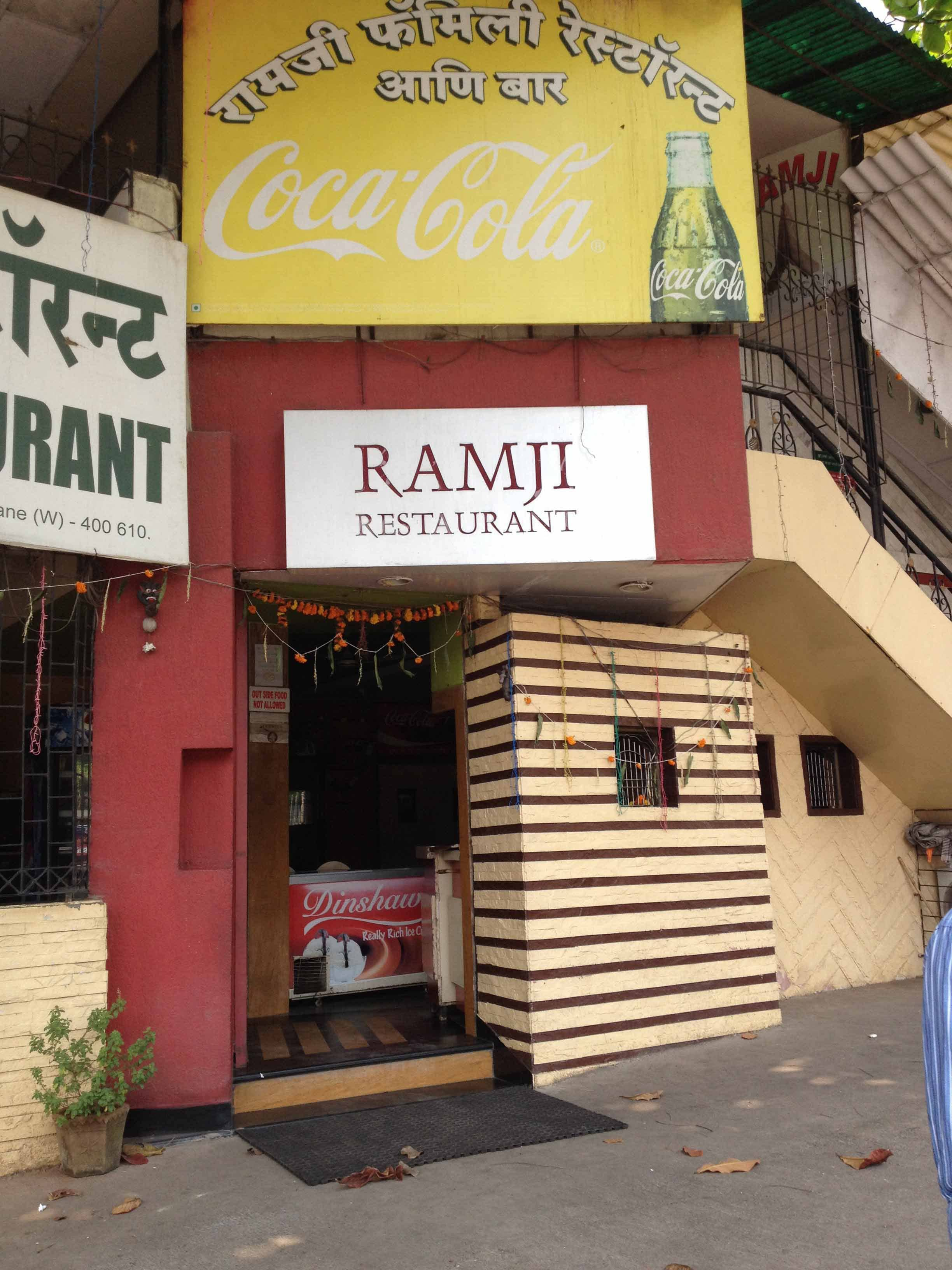 Ramji Garden Restaurant - Manpada - Thane Image