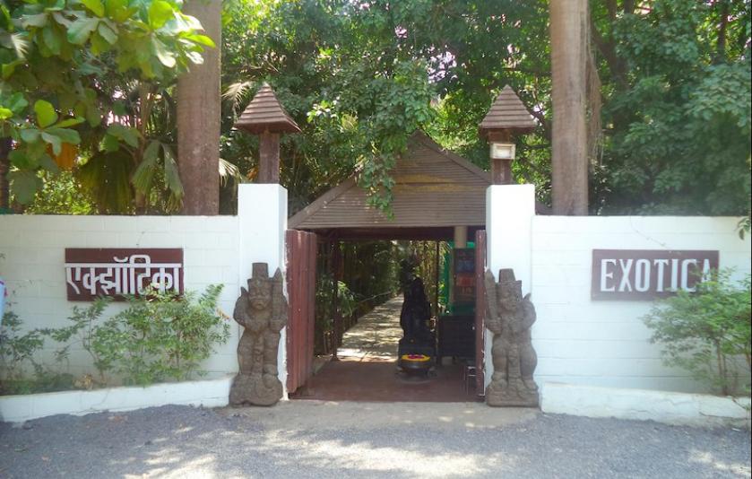 Exotica The Tropical Retreat - Yeoor - Thane Image