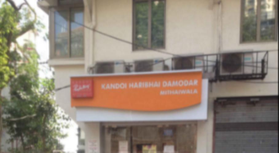Kandoi Haribhai Damodar Mithaiwala - Walkeshwar - Mumbai Image