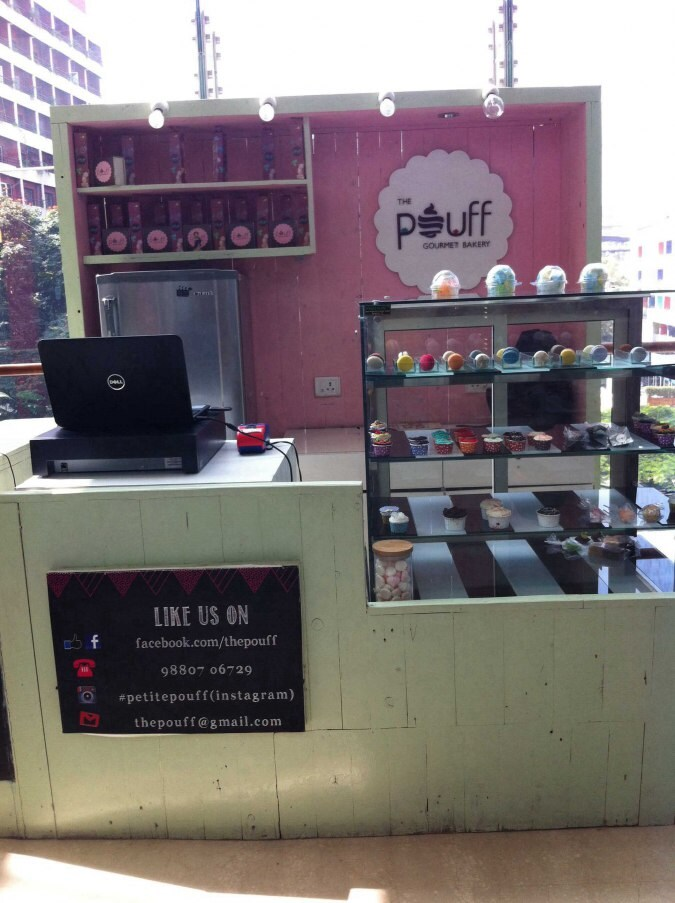 The Pouff - Gourmet Bakery - Whitefield - Bangalore Image