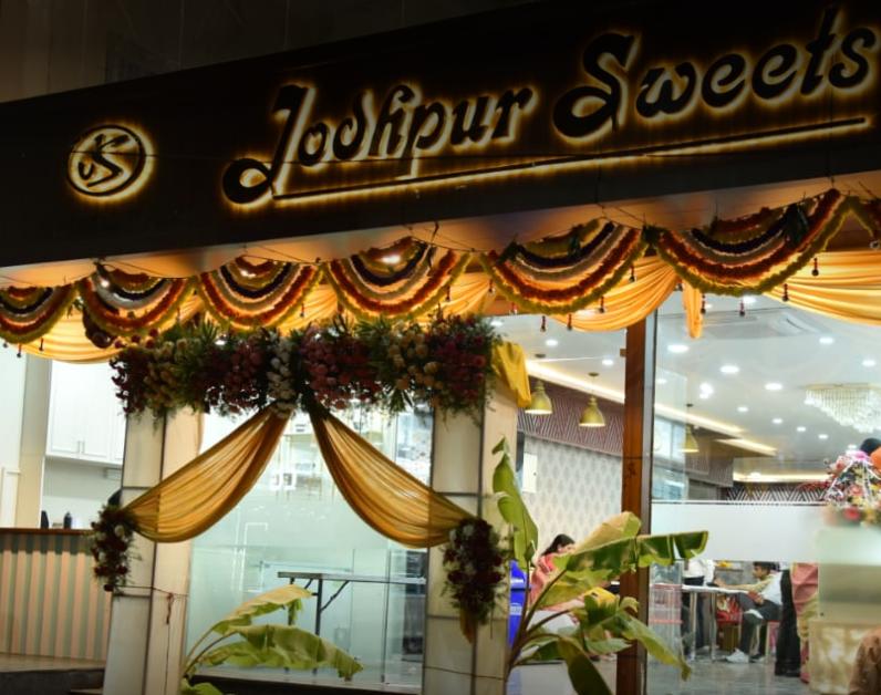 Jodhpur Sweets - Chikpete - Bangalore Image