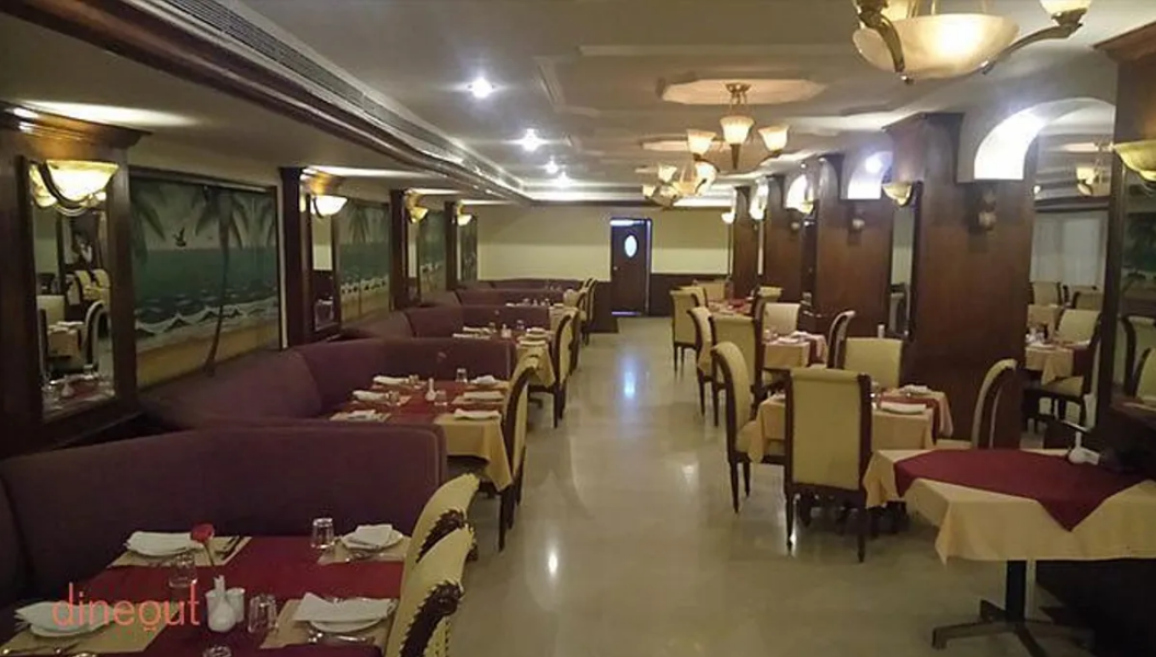 Crescent Avene Restaurant - High Grounds - Bangalore Image