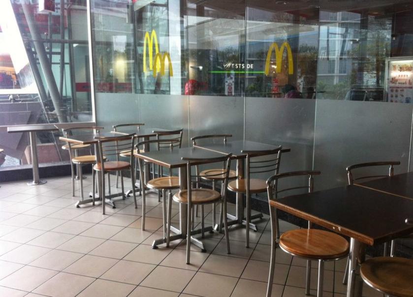 McDonald's - Forum Mall - Koramangala 7th Block - Bangalore Image