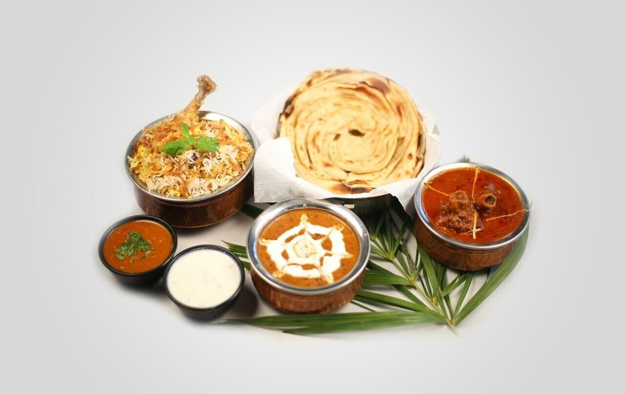 Purvi Multicuisine Family Restaurant - KR Puram - Bangalore Image