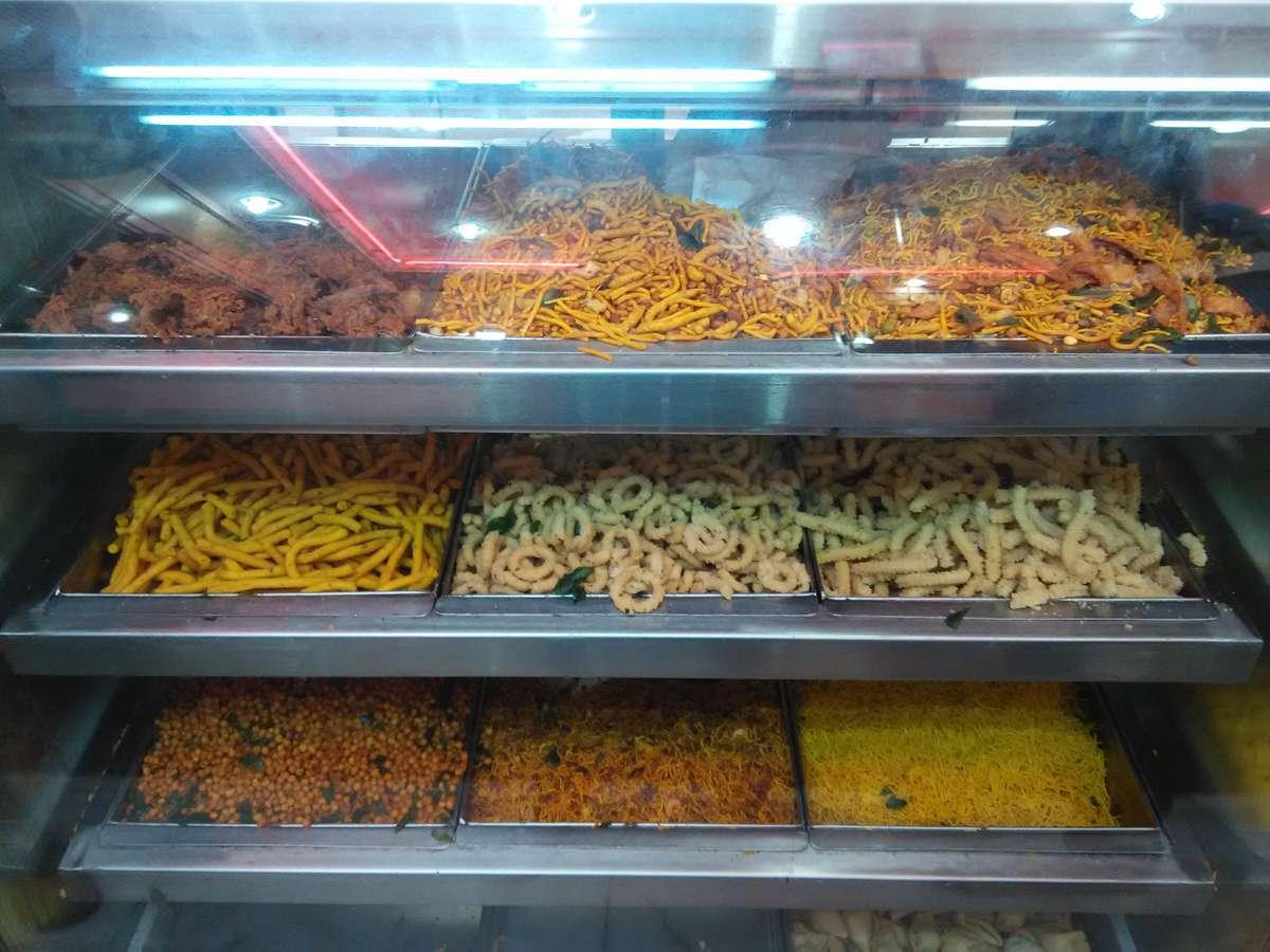 New Karthik Sweets - New Thippasandra - Bangalore Image