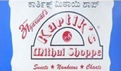 Kartik's Mithai Shoppe - New Thippasandra - Bangalore Image