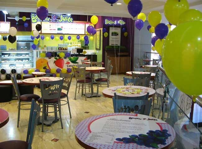 Booster Juice - Old Madras Road - Bangalore Image