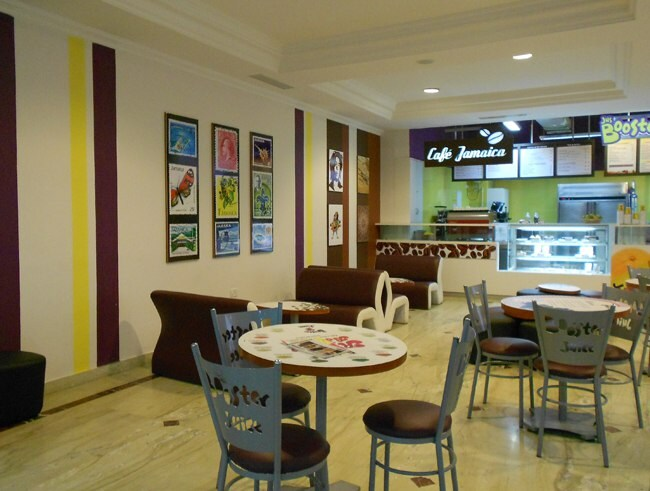 Cafe Jamaica - Old Madras Road - Bangalore Image