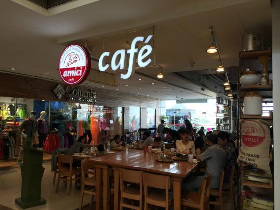 Amici Cafe - Defence Colony - Delhi NCR Image