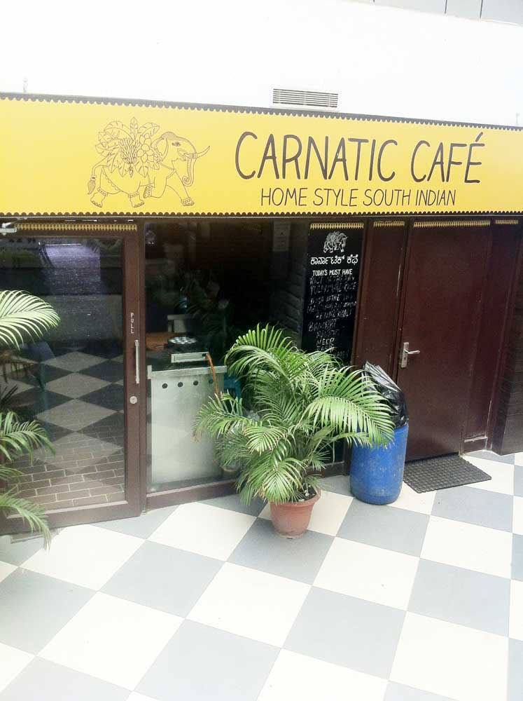 Carnatic Cafe - New Friends Colony - Delhi NCR Image