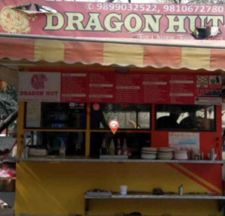 DRAGON HUT, PITAMPURA, DELHI NCR - Reviews, Menu, Order