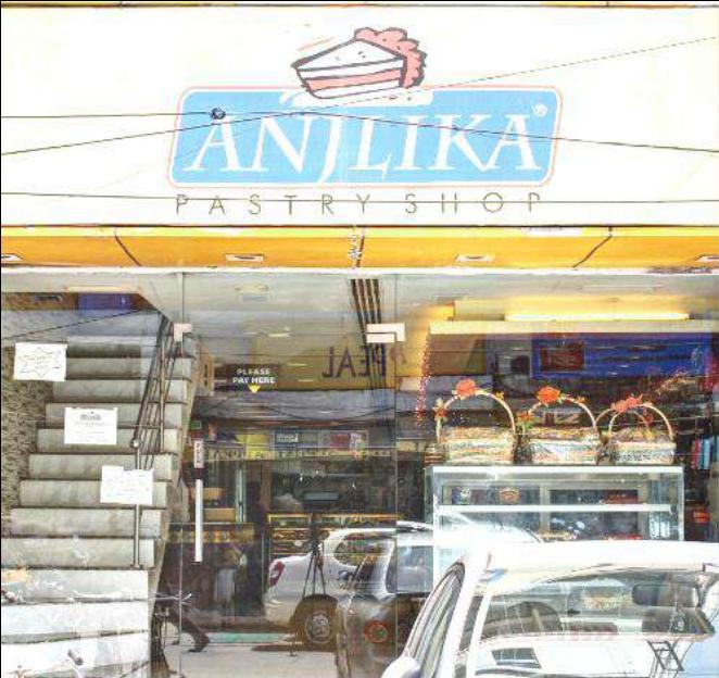 Anjlika Pastry Shop - Rajouri Garden - Delhi NCR Image