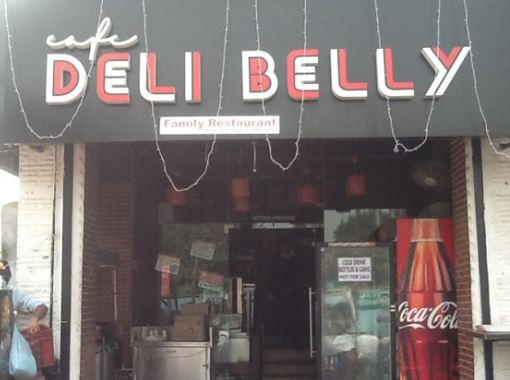 Cafe Deli Belly - Sarojini Nagar - Delhi NCR Image