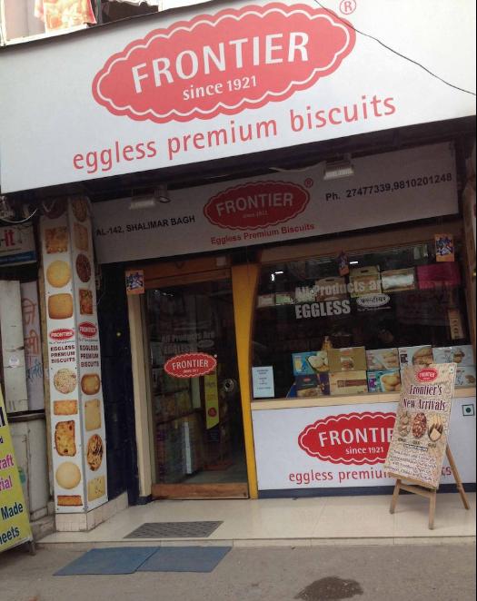 Frontier Biscuits - Shalimar Bagh - Delhi NCR Image