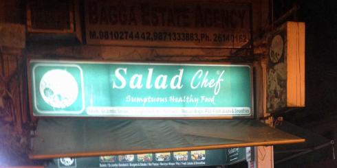 Salad Chef - Vasant Vihar - Delhi NCR Image
