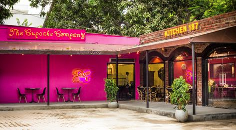Cupcake Company - Alwarpet - Chennai Image