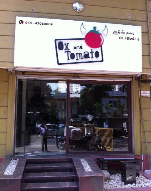 Ox and Tomatoes - Alwarpet - Chennai Image