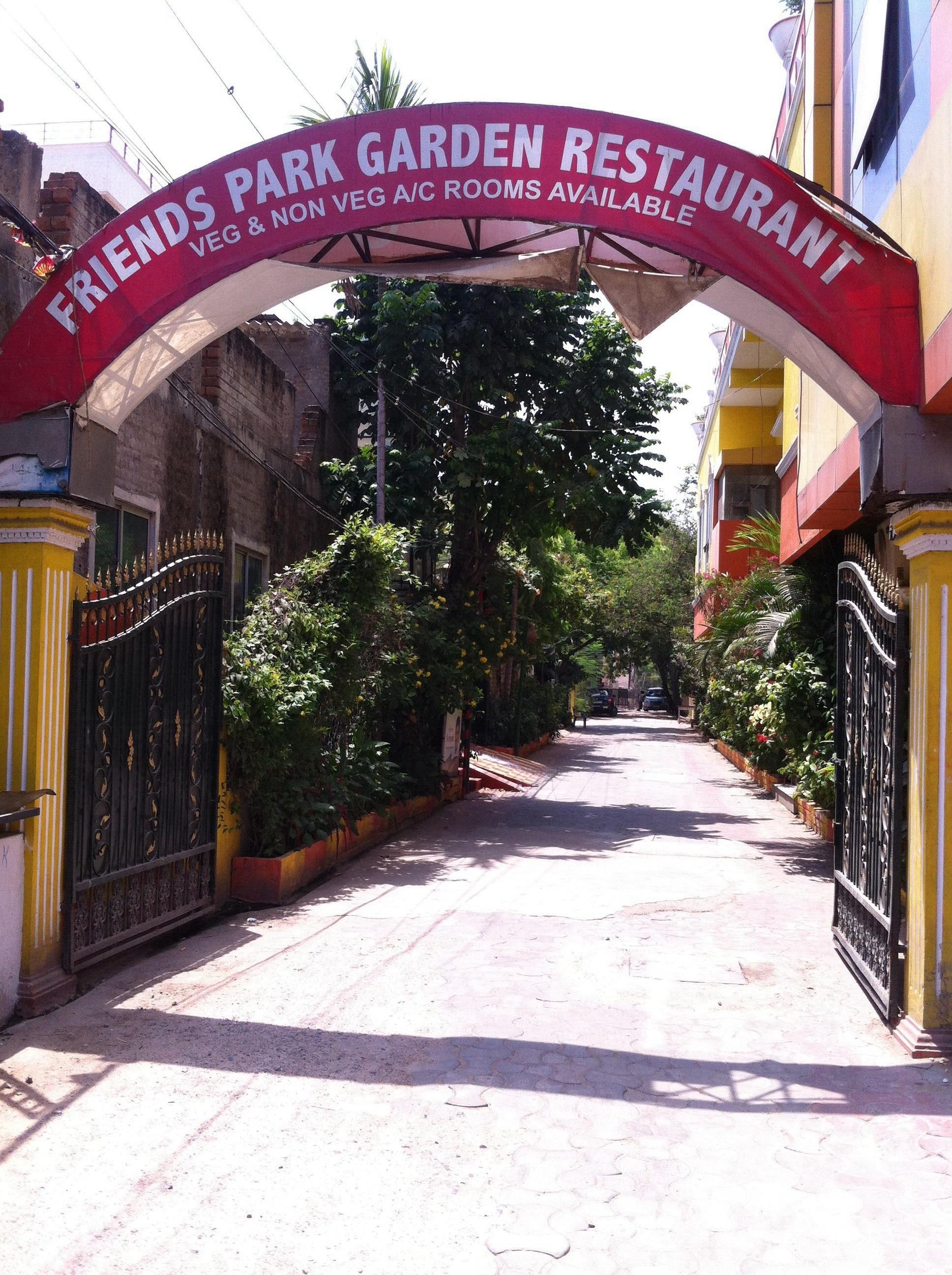 Friends Park Garden - Valasaravakkam - Chennai Image