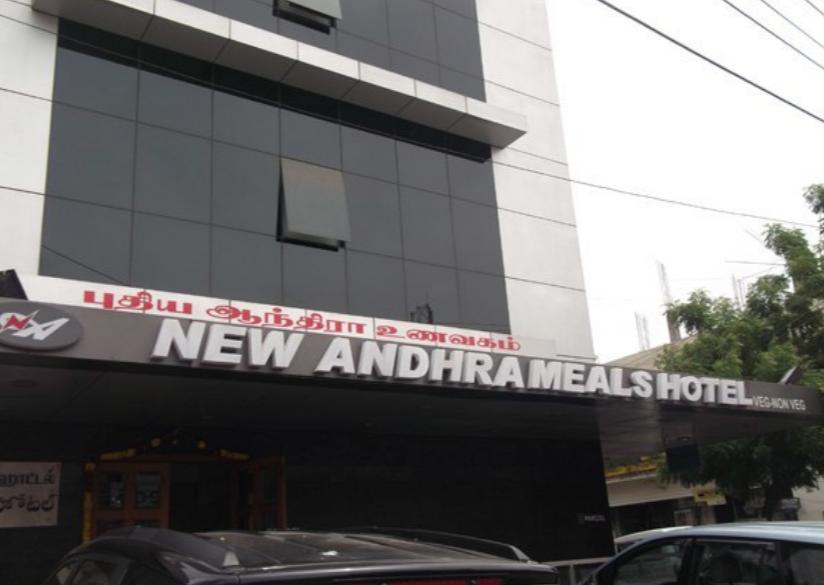 New Andhra Meals Hotel - Valasaravakkam - Chennai Image
