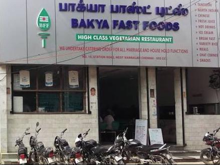 Bhagya Fast Food - West Mambalam - Chennai Image