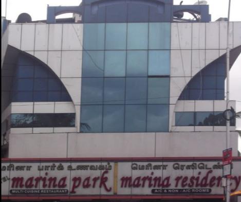 Marina Park Hotel - Raja Annamalai Puram - Chennai Image