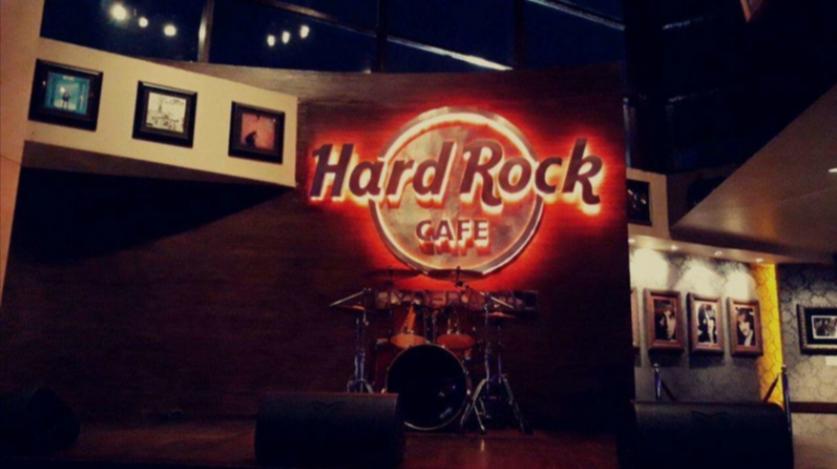 Hard Rock Cafe Banjara Hills Hyderabad Reviews Menu