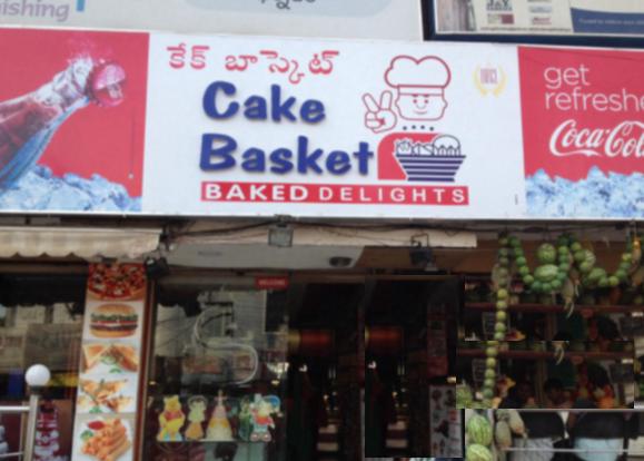 Cake Basket Baked Delights - Karkhana - Secunderabad Image