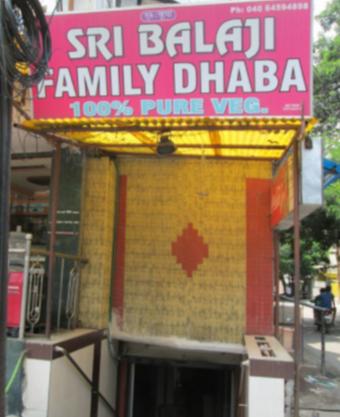 Sri Balaji Family Dhaba - Padmarao Nagar - Secunderabad Image