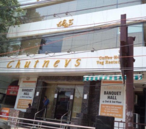 Chutneys Coffee House - S P Road - Secunderabad Image