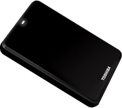 Toshiba Canvio HDWC120GK3J1 2 TB Image