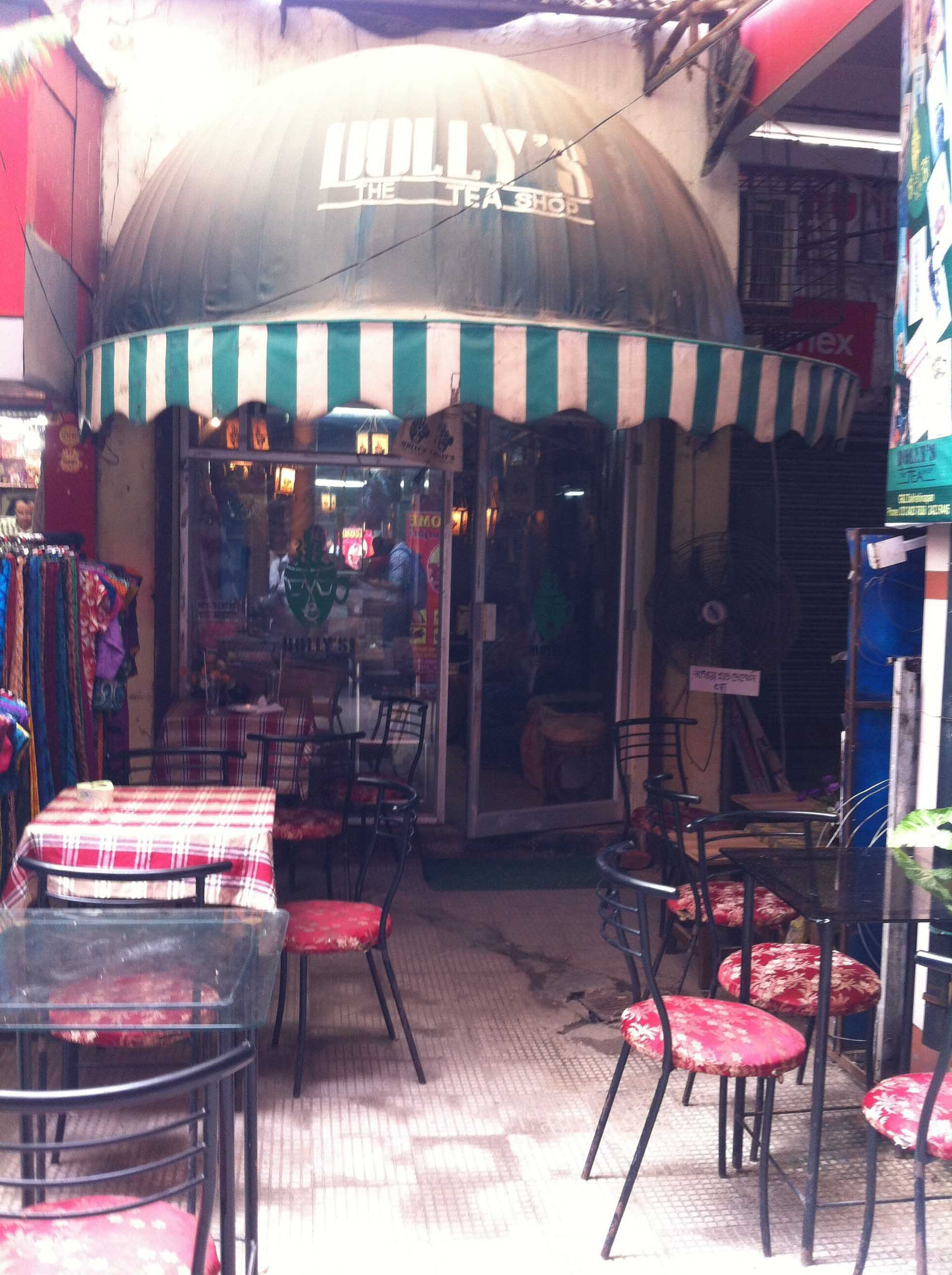 Dolly's The Tea Shop - Dhakuria - Kolkata Image