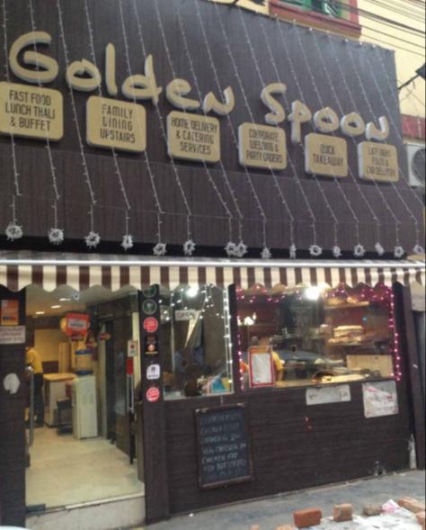 Golden Spoon - Park Street - Kolkata Image