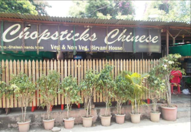 Chopsticks Chinese - Bund Garden Road - Pune Image