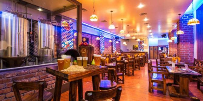Flambos Brew Pub & Grill - Bund Garden Road - Pune Image